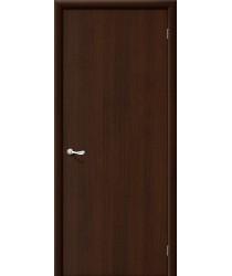 Межкомнатная ламинированная дверь Гост венге BRAVO Цвет: Венге Глухая (Товар №  ZF1274)