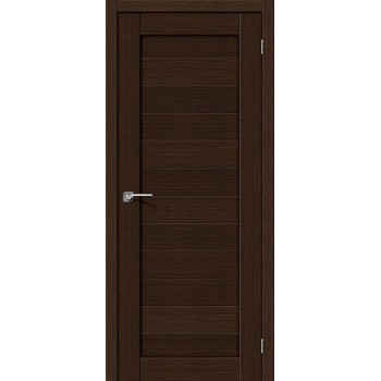Межкомнатная дверь 3D-graf Порта-21 3D Wenge el`PORTA  (Товар №  ZF16323)