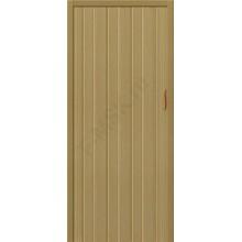 Межкомнатная раздвижная дверь (Гармошка) Браво-008 Светлый дуб BRAVO   (Товар №  ZF16319)