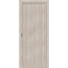 Дверь с Эко шпоном Твигги M1 Cappuccino Veralinga el`PORTA  (Товар №  ZF16365)