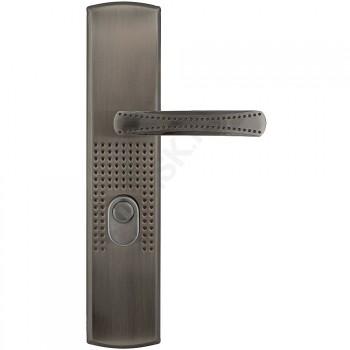Ручка на планке А для стальной двери КНР BRAVO   (Товар №  ZF16358)