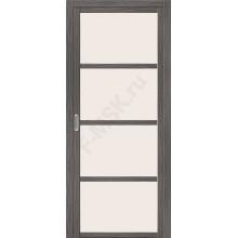 Межкомнатная дверь с Эко шпоном Твигги V4 Grey Veralinga el`PORTA  (Товар №  ZF16362)