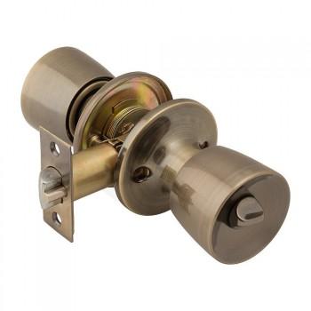 Дверная ручка-защелка 3091 AB Бронза Цвет: Бронза  (Товар №  ZF4330)