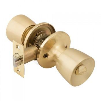 Дверная ручка-защелка 3091 SB МатЗолото Цвет: Матовое золото  (Товар №  ZF4332)