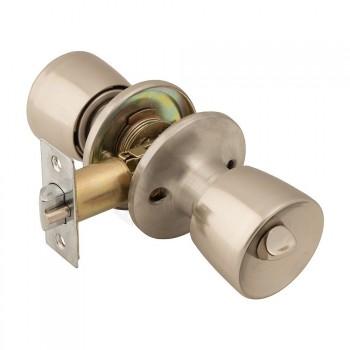 Дверная ручка-защелка 3091 SN МатХром Цвет: Матовый хром  (Товар №  ZF4334)