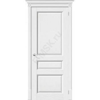 Межкомнатная дверь из Массива Леонардо ПГ Зефир Vi LARIO Цвет: Зефир Глухая (Товар №  ZF7115)
