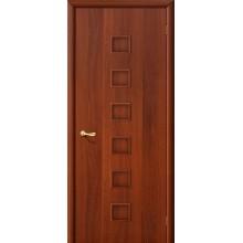 Межкомнатная ламинированная дверь 1Г итальянский орех BRAVO Цвет: Итальянский орех Глухая (Товар №  ZF7122)