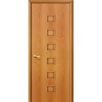 Межкомнатная ламинированная дверь 1Г миланский орех BRAVO Цвет: Миланский орех Глухая (Товар №  ZF7123)