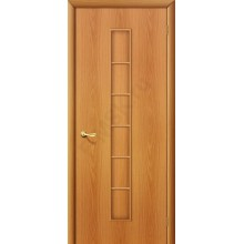 Межкомнатная ламинированная дверь 2Г миланский орех BRAVO Цвет: Миланский орех Глухая (Товар №  ZF7125)