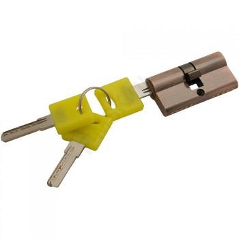 Цилиндр Ключ/ключ ZK-60-30/30 AC Медь  (Товар №  ZF16381)