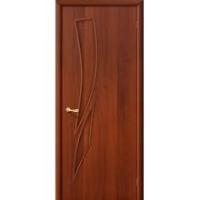 Межкомнатная ламинированная дверь 8Г итальянский орех BRAVO Цвет: Итальянский орех Глухая (Товар №  ZF1000)