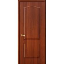 Межкомнатная дверь Палитра ПГ итальянский орех BRAVO Цвет: Итальянский орех Глухая (Товар №  ZF967)