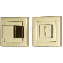 Фиксатор на квадратной розетке A/Z-2WC золото  (Товар №  ZF9048)