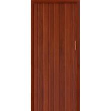 Межкомнатная раздвижная дверь (Гармошка) Браво-008 Итальянский орех BRAVO   (Товар №  ZF16320)