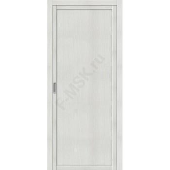 Дверь с Эко шпоном Твигги M1 Bianco Veralinga el`PORTA  (Товар №  ZF16363)