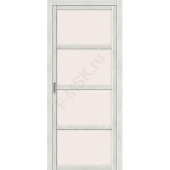 Межкомнатная дверь с Эко шпоном Твигги V4 Bianco Veralinga el`PORTA  (Товар №  ZF16359)