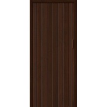 Межкомнатная раздвижная дверь (Гармошка) Браво-008 Венге BRAVO   (Товар №  ZF16321)