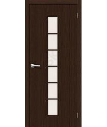 Межкомнатная дверь 3D-graf Тренд-12 3D Wenge BRAVO  (Товар №  ZF16339)