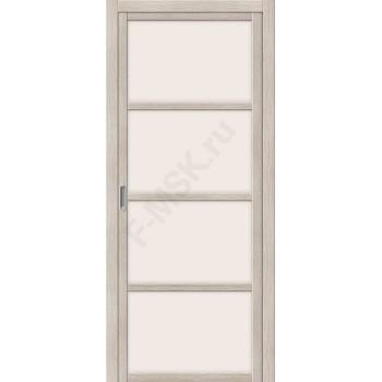 Межкомнатная дверь с Эко шпоном Твигги V4 Cappuccino Veralinga el`PORTA  (Товар №  ZF16361)