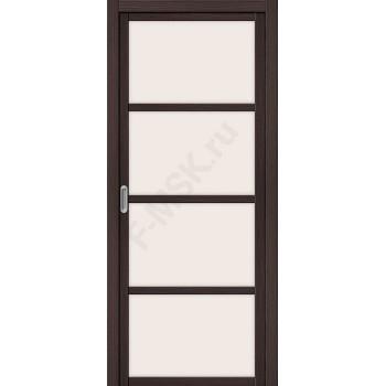 Межкомнатная дверь с Эко шпоном Твигги V4 Wenge Veralinga el`PORTA  (Товар №  ZF16360)