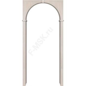 Межкомнатная ПВХ арка Браво БелДуб BRAVO  (Товар №  ZF10551)