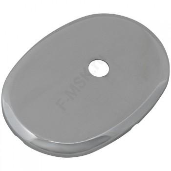 Накладка сувальдная DP-11-K CR Хром Apecs  (Товар №  ZF10652)