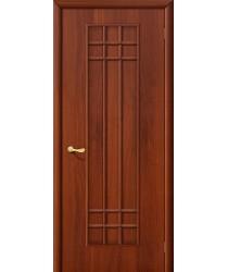 Межкомнатная ламинированная дверь 16Г итальянский орех BRAVO Цвет: Итальянский орех Глухая (Товар №  ZF1044)