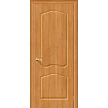 Межкомнатная дверь с ПВХ-пленкой Лидия ПГ, миланский орех BRAVO Цвет: Миланский орех Глухая (Товар №  ZF1034)