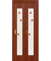 Дверь-книжка 22Х Итальянский Орех BRAVO   (Товар №  ZF10790)