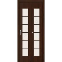 Дверь-книжка 2С Венге BRAVO   (Товар №  ZF10796)