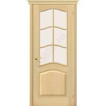 Межкомнатная дверь из Массива М7 ПО Без отделки Белорусские двери Остекленная (Товар №  ZF19549)