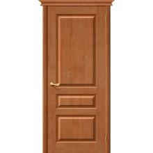 Межкомнатная дверь из Массива М5 ПГ светлый лак Белорусские двери Цвет: Светлый лак Глухая (Товар №  ZF20069)
