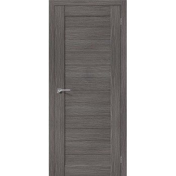 Межкомнатная дверь 3D-graf Порта-21 3D Grey el`PORTA Цвет: 3D Grey Глухая (Товар №  ZF20071)