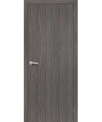 Межкомнатная дверь 3D-graf Тренд-0 33D Grey BRAVO Цвет: 3D Grey Глухая (Товар №  ZF20079)