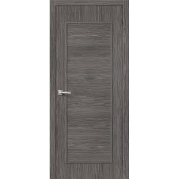 Межкомнатная дверь 3D-graf Тренд-21 3D Grey BRAVO Цвет: 3D Grey Глухая (Товар №  ZF20086)