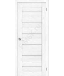 Межкомнатная дверь Порта-21 ПГ Snow Veralinga el`PORTA Цвет: Snow Veralinga Глухая (Товар №  ZF20089)