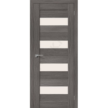 Межкомнатная дверь 3D-graf Порта-23 3D Grey el`PORTA Цвет: 3D Grey Остекленная (Товар №  ZF20075)