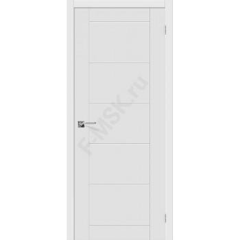 Дверь ПВХ Граффити-4 в цвете П-23 (Белый). (Товар №  ZF38223)