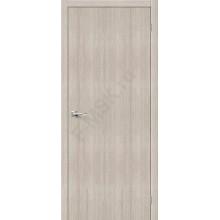 Дверь экошпон Тренд-0 в цвете Cappuccino Veralinga (Товар №  ZF38295)