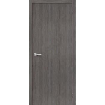 Дверь экошпон Тренд-0 в цвете Grey Veralinga (Товар №  ZF38293)