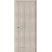 Дверь экошпон Тренд-3 в цвете Cappuccino Veralinga (Товар №  ZF38291)