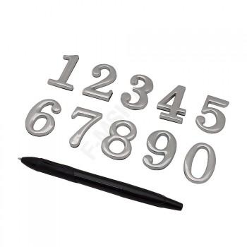 Цифра, в цвете CR Хром (Товар № ZF47824)