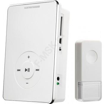 Звонок DBQ10M WL MP3 16M в цвете Белый. (Товар №  ZF38682)