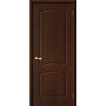 Дверь ПВХ Серия Start Альфа в цвете П-13 (Венге). (Товар №  ZF38772)