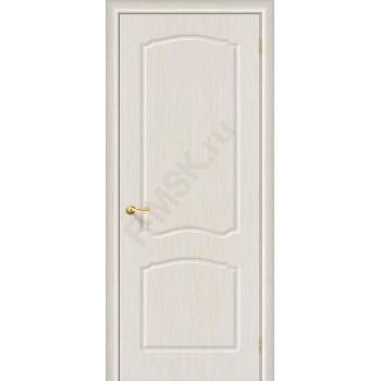 Дверь ПВХ Серия Start Альфа в цвете П-21 (БелДуб). (Товар №  ZF38771)