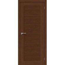 Межкомнатная дверь Легно-21 - в цвете Brown Oak (Товар № ZF47087)