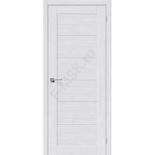 Межкомнатная дверь Легно-21 - в цвете Milk Oak (Товар № ZF47083)