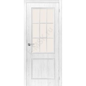 Межкомнатная дверь 3D-Graf Симпл-13 в цвете 3D Shabby Chic остекленная. (Товар № ZF46945)