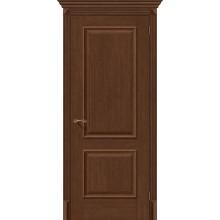 Межкомнатная дверь Классико-12 - в цвете Brown Oak (Товар № ZF47069)