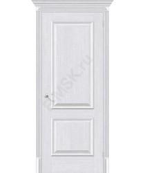Межкомнатная дверь Классико-12 - в цвете Milk Oak (Товар № ZF47071)